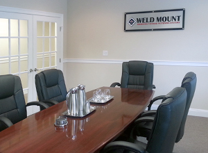 Weldmount Conference Room